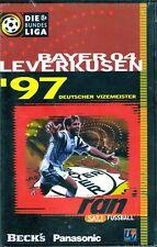 ran Edition 97 - Bayer 04 Leverkusen [VHS-Fussball-Video-Rarität] - Neu&Ovp!!!