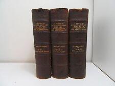Morrow: System Genito-Urinary Diseases, Appleton 1895, Vols. I, II & III