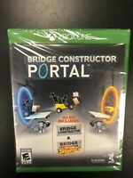 Bridge Constructor Portal Xbox One Brand New Factory Sealed NIB Complete CIB 1