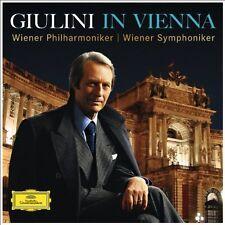 Vienna Philharmonic Orchestra - Giulini in Vienna [New CD]