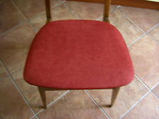 DINING CHAIR SEAT COVERS (  FOUR )