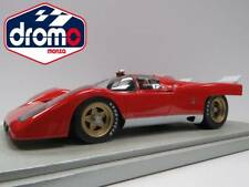 1/18 TECNOMODEL - FERRARI 512M 1971 PRESS ROSSO CORSA TEST VERSION TM18-55A