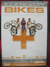 BASICALLY BIKE DVD. EAN:5017559100209. Region 0. Widescreen. NEW/SEALED