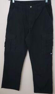 Propper Women's Tactical Cargo Public Duty Pants - Cotton/Poly - Black - Size 10