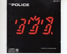 CD THE POLICEghost in the machineFRANCE EX( A2429)