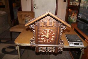 Original Schneider Limited Edition Black Forest Cuckoo Clock Made in Germany