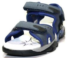 Sandales bleu moyen pour garçon de 2 à 16 ans