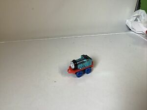 Thomas And Friends Minis Shiny Edward Train From Blind Bag Toy Blue 2 Mattel