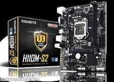 Gigabyte GA-H110M-S2 LGA 1151 Micro ATX Intel Motherboard