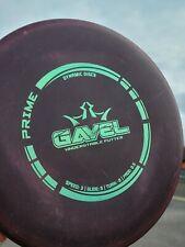 Rare Oop Dynamic Discs Prime Gavel Putter 147g Understable