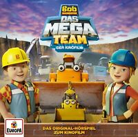 BOB DER BAUMEISTER - DAS MEGA-TEAM (HÖRSPIEL ZUM KINOFILM 2017)   CD NEW