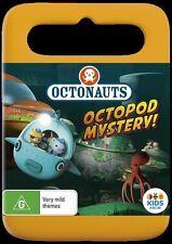 Octonauts: Octopod Mystery NEW R4 DVD