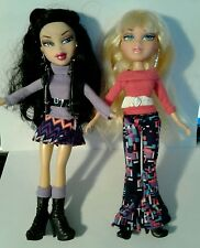 Bratz Doll Lot of 2 with Mod Clothes and Shoes