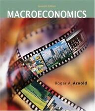 Macroeconomics (with InfoTrac) (Available Titles CengageNOW)