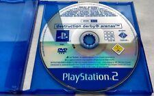 PS2 - Destruction Derby Arenas (promo disc, PAL full version) PlayStation 2