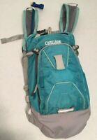 Camelbak Mini Mule Combo Hydration Backpack 50 oz  Green  / Blue / Grey NWOT