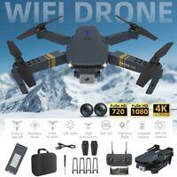 Foldable Drone X 2.4G Wifi FPV 1080P 4K HD Camera RC Remote Quadcopter Aircraft