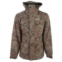 HOLDEN Men's BASIN Snow Jacket Signature collection - Camo - XLarge - NWT -