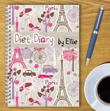 DIARIO personalizzato a5 Dieta, Perdita di Peso & Food Tracker, dieta, dimagrire log 05