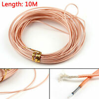10m RG178 RF Coaxial Cable Connector 50ohm M17/93-RG178 Coax Pigtail 32ft AR