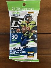 2020 Donruss Football Value Pack Brand New Factory Sealed 30 Card Pack