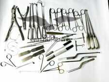 Basic Craniotomy Set Of 40 Pcs Surgical Orthopedic Spine Instruments