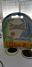 Wilkinson Hydro 5 Sensitive  Lames Sensibles Lot de 8 (7000027F)