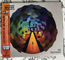 Muse The Resistance Japan CD/DVD Digipack Mint