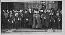 S.E.VALERIO VALERI NONCE DU VATICAN, 2 PHOTOGRAPHIES PANORAMIQUES  1937