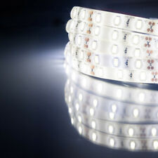 Ultra Brillante 5M 300leds SMD5630 Flexible Tira llevada Natural Blanco IP65 12V