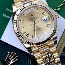Relojes de pulsera automáticos Rolex Day-Date