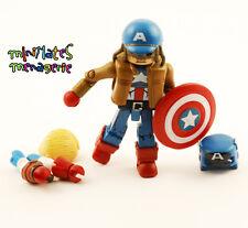 Marvel Minimates Series 42 Civil War Captain America