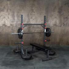 Strongman Yoke - Multi-Use Squat Rack / Fat Bar Pullup Station / Zercher Carries