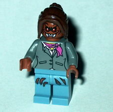 HALLOWEEN #24A Lego Undead / Zombie Female Bat Monster NEW Monster Fighters