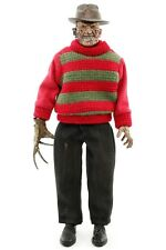 "A Nightmare on Elm Street FREDDY KRUEGER 8"" Retro Action Figure Reel Toys NECA"
