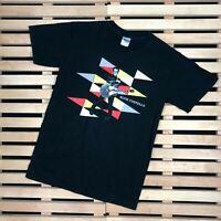 Mens Vintage 80s 90s Elvis Costello Size S T Shirt