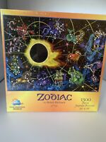 1500 piece jigsaw Puzzle Zodiac Sunsout new sealed Suns Out