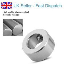 8mm Shaft Lock Collar T8 Lead Screw Lock Ring Stainless Steel for 3D Printer