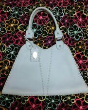 Vintage Fendi Selleria Diablo Handbag Purse Leather Blue small