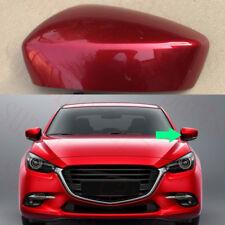 Mini R55 R56 R57 R58 R59 R60 R61 Espejo rojo vívido Tapa Cubre Para Pliegue Manual