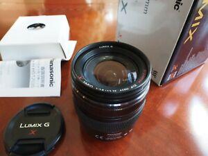 Panasonic LUMIX G X VARIO 12-35 F2.8 Zoom Lens