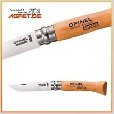 Opinel Taschenmesser Nr. 10 - Virobloc - Carbon