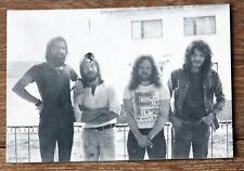 More details for message promo postcard krautrock 1970s
