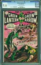 GREEN LANTERN #77 ~ CGC 9.6