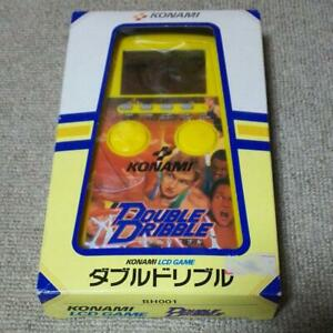 Konami Game & Watch Double Dribble LCD Game Retro Vintage Boxed Tested