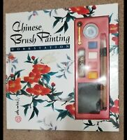 Chinese Brush Painting Workstation A Price Stern Sloan-Design Eye Book 1993
