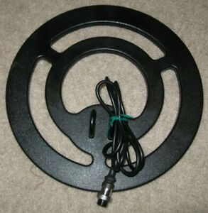 """Fisher 10"""" Concentric Metal Detector Coil for F2 and F4   10COIL-F"""