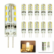4 Paket G4 LED glühbirne 24 3014SMD Energiesparlampe 3 Watt DC 12 V 180-240LM