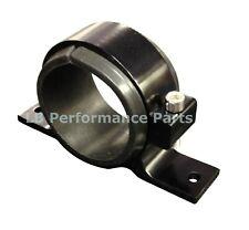 """50mm 2"""" ID Aluminium Bracket Clamp Cradle for Fuel Pump Filter Aeromotive  Black"""