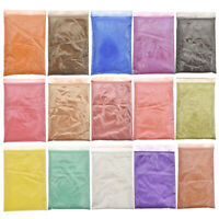 50g Pearlescent Powder Pigment Dust Nail Polish Mica Resin Dye Soap DIY Crafts